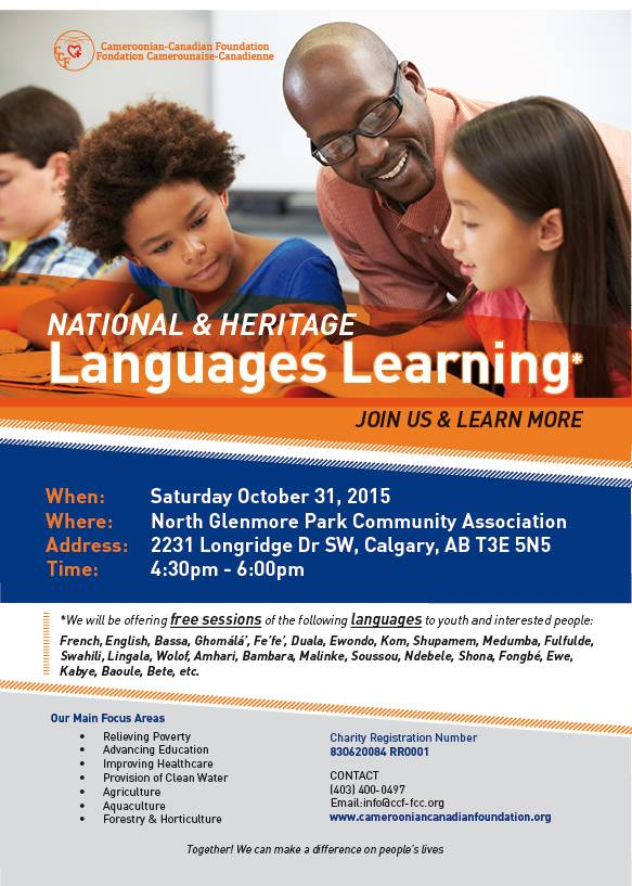 National and Heritage Languages Learning Program