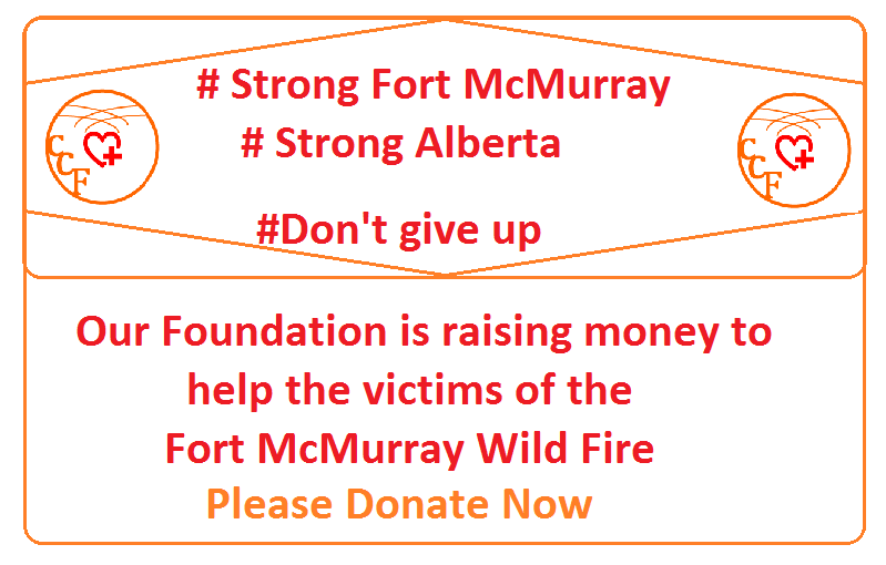 Fort McMurray Fundraising