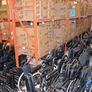 Wheelchairs Transportation