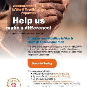 Donate cameroun